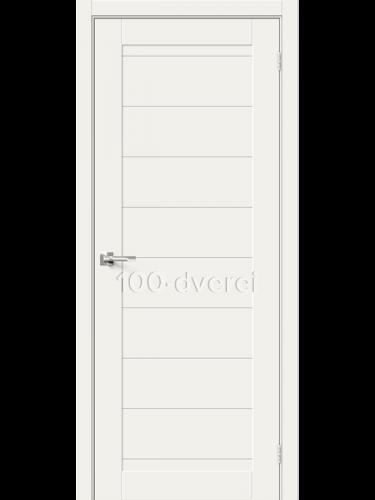 Межкомнатная дверь ЭкоШпон 21 3D