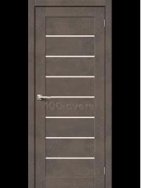 Дверь ЭкоШпон-22 3D Brut Beton