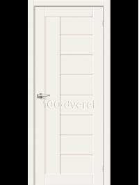 Дверь ЭкоШпон-29 3D White Mix