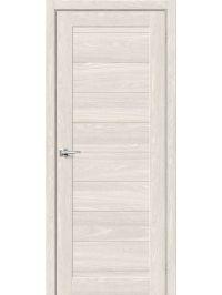 Дверь ЭкоШпон-21 3D Ash Вайт