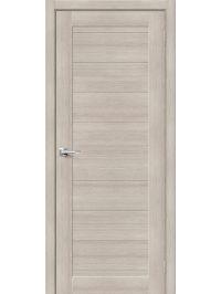 Дверь ЭкоШпон-21 3D Капучино