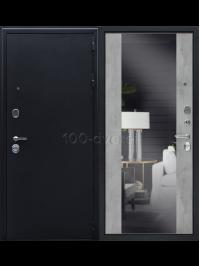 Входная дверь Спартак Б Зеркало