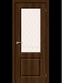 Дверь Скинни 13 Dark Barnwood
