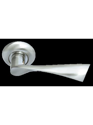 Ручка MORELLI MH-01 SN Белый никель