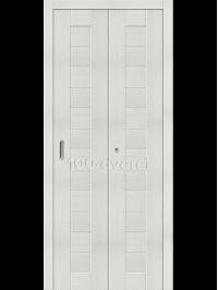 Межкомнатная дверь Книжка ЭкоШпон 21