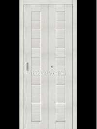 Межкомнатная дверь Книжка ЭкоШпон 22