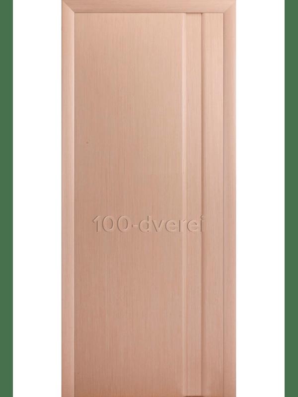 Дверь Модерн 1 Беленый Дуб ДГ