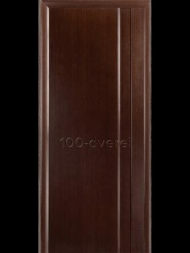 Дверь Модерн 1 Венге ДГ