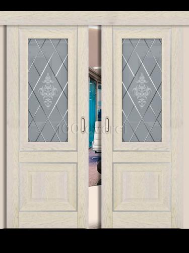 Двойная раздвижная дверь Луиджи 62
