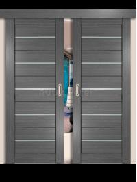 Двойная раздвижная дверь Луиджи 22
