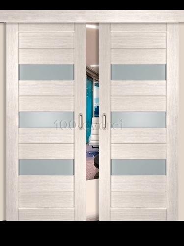 Двойная раздвижная дверь Луиджи 23