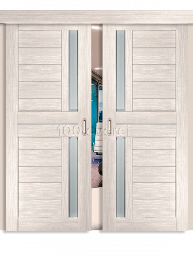 Двойная раздвижная дверь Луиджи 27