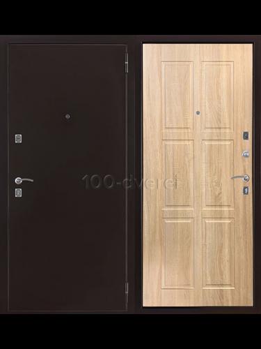 Металлическая дверь Триумф ФЛ классик