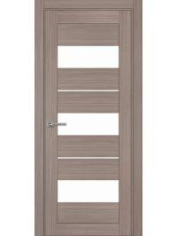 Межкомнатная дверь М-04 Серый