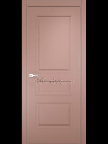 Межкомнатная дверь Ларедо 4 Софт Мокко