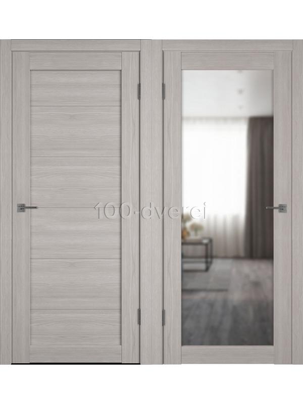Дверь Atum PRO 32 Stone Oak Зеркало