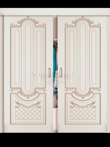 Двойная раздвижная дверь Александрия