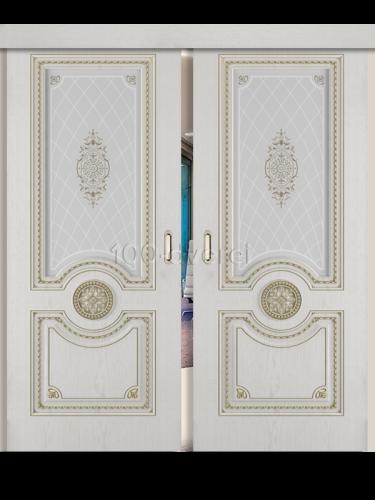 Двойная раздвижная дверь Грета