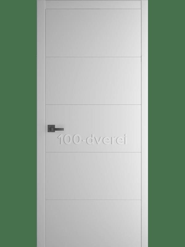 Межкомнатная дверь Groove Белая