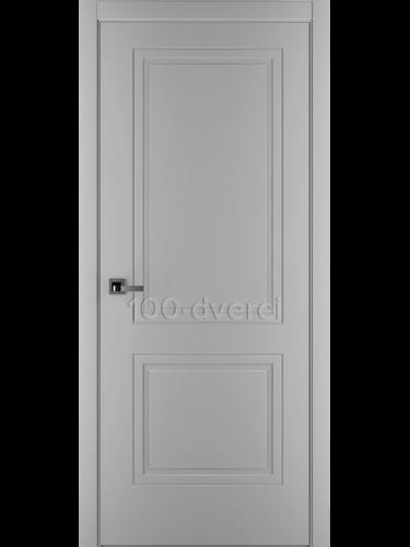 Межкомнатная дверь Венеция 2 RAL 7047