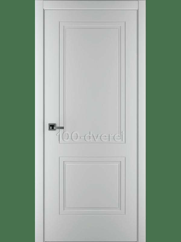 Межкомнатная дверь Венеция 2 Белая