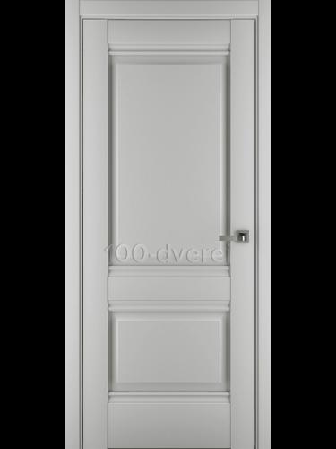 Межкомнатная дверь Венеция В4 ДГ Матовый Серый