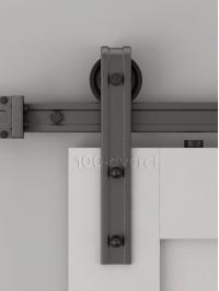 Амбарный механизм Раздвижная дверь AM-04 ECO
