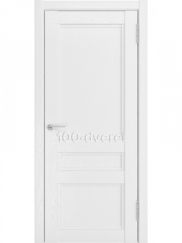 Межкомнатная дверь К-2 ДГ Белый снег