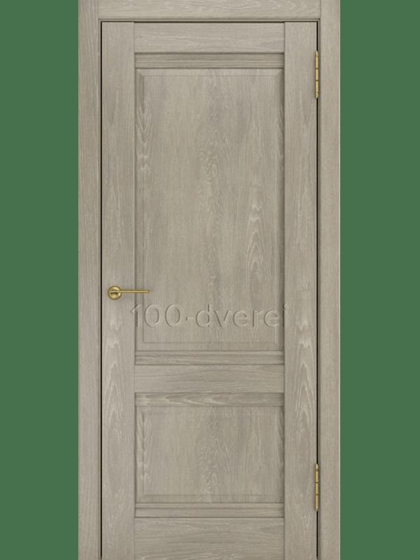 Дверь Луиджи 51 Дуб серый