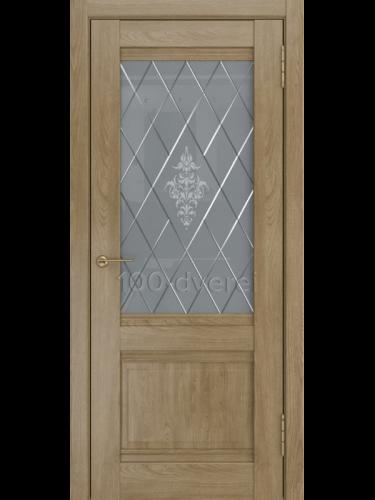 Дверь Луиджи 52 Дуб натуральный