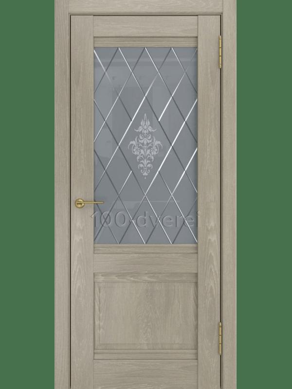 Дверь Луиджи 52 Дуб серый