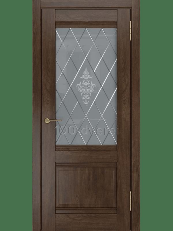 Дверь Луиджи 52 Дуб корица