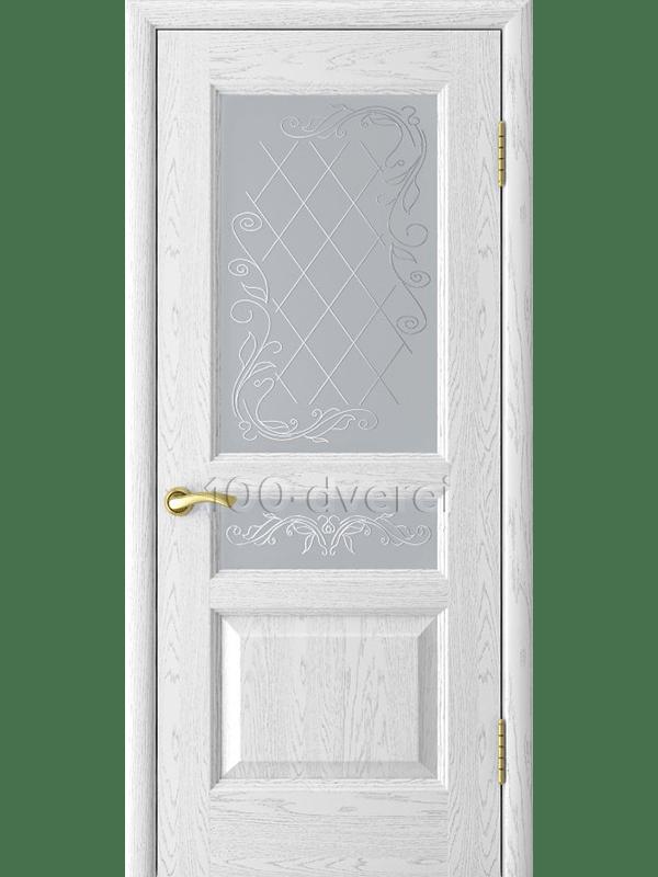 Дверь Атлант-2 со стеклом
