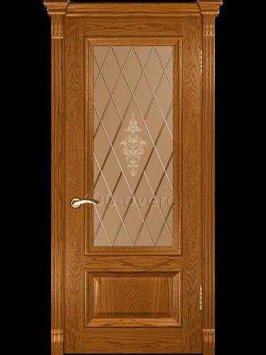 Дверь Фараон 1 (со стеклом)