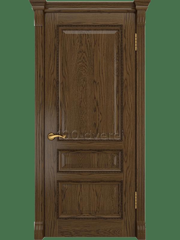 Дверь Фемида 2 Светлый мореный дуб