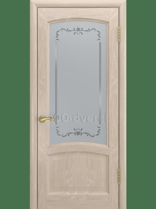 Дверь Клио Antik со стеклом