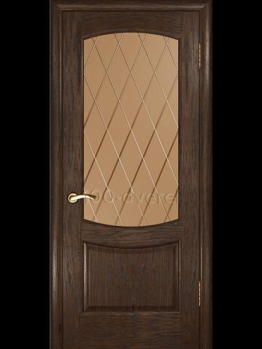Дверь Лаура 2 со стеклом