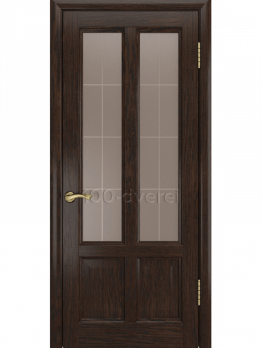 Дверь Титан 3 Мореный дуб