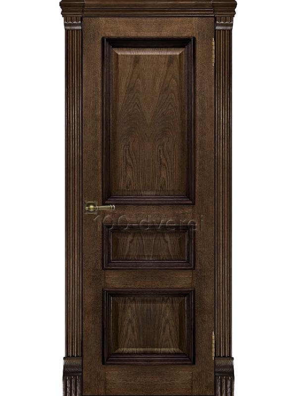 Дверь Барселона Дуб Brandy ДГ