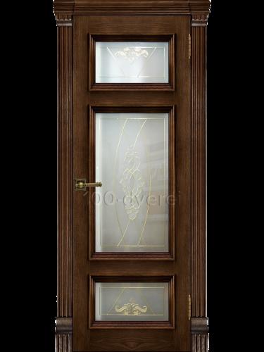 Дверь Мадрид Дуб Brandy ДО