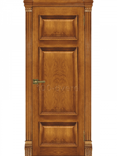 Дверь Мадрид Дуб Patina Antico ДГ