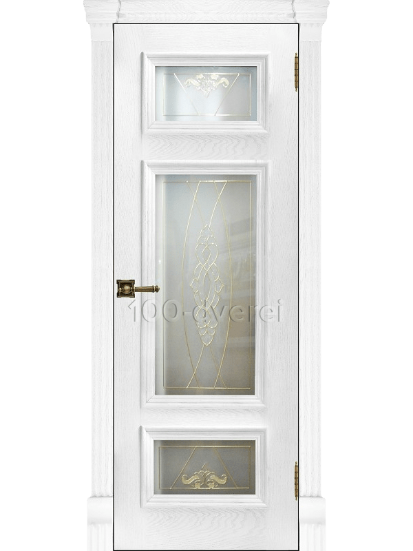Дверь Мадрид Дуб Perla ДО