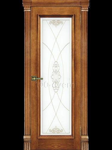 Дверь Тоскана Дуб Patina Antico ДО