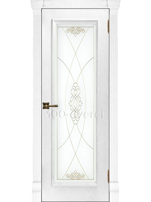 Дверь Тоскана Дуб Perla ДО