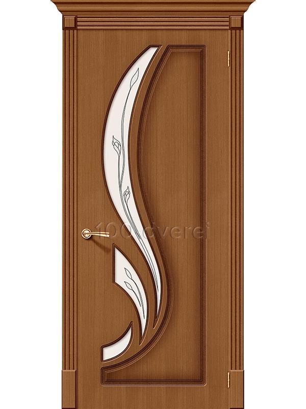 Дверь Лилия ДО Орех