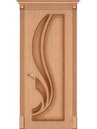Дверь Лилия ДГ Дуб
