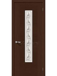 Дверь Рондо ДО Венге
