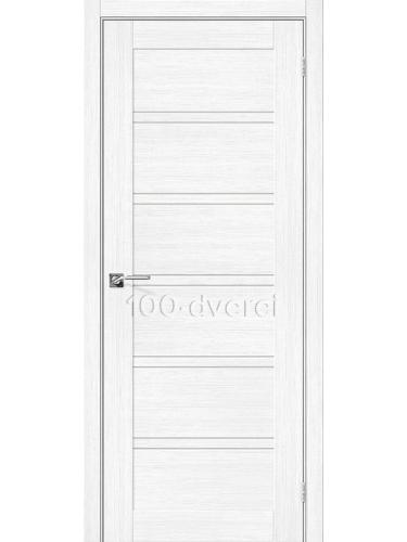 Дверь ЭкоШпон-28 Бианко Вералинга