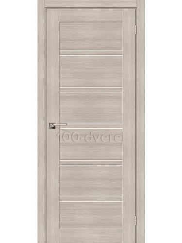 Дверь ЭкоШпон-28 Капучино Вералинга