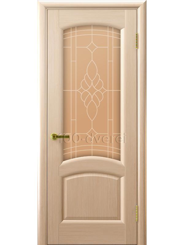 Дверь Лаура со стеклом